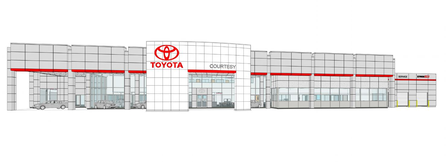 Courtesy Toyota (In Construction)