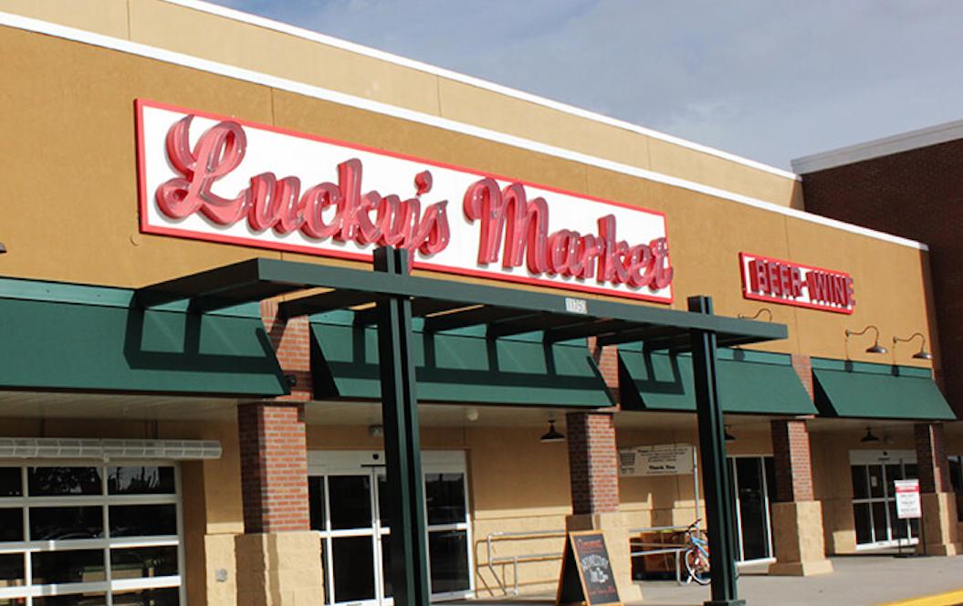Lucky's Market – Hunters Creek