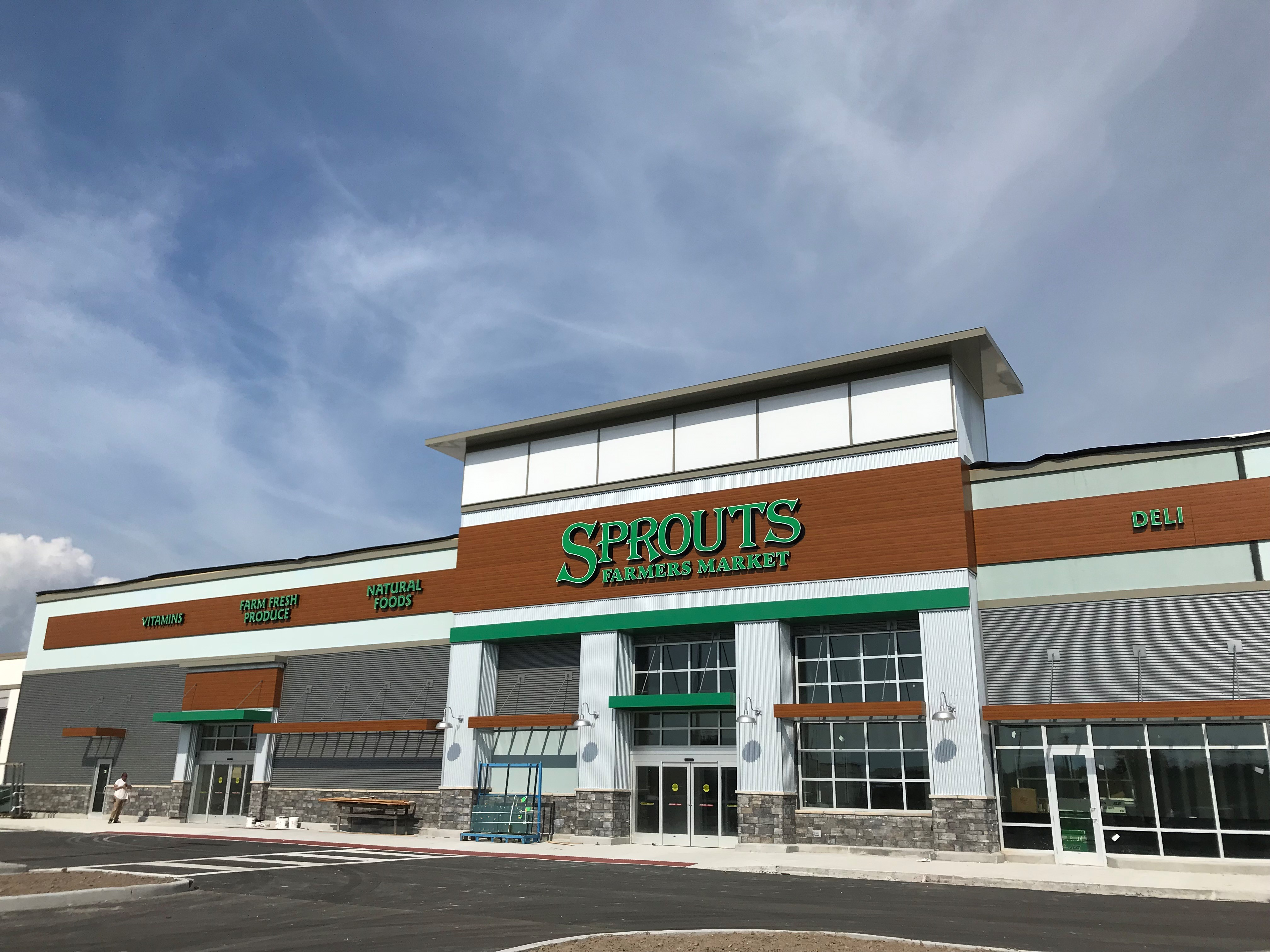 Sprouts Summerfield Crossing
