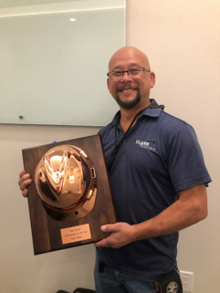 SCOTT SAKOW – EMPLOYEE OF THE YEAR