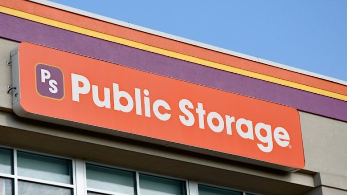 PUBLIC STORAGE – NEW PORT RICHEY, FL