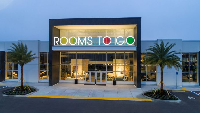 ROOMS TO GO – TAMPA, FL