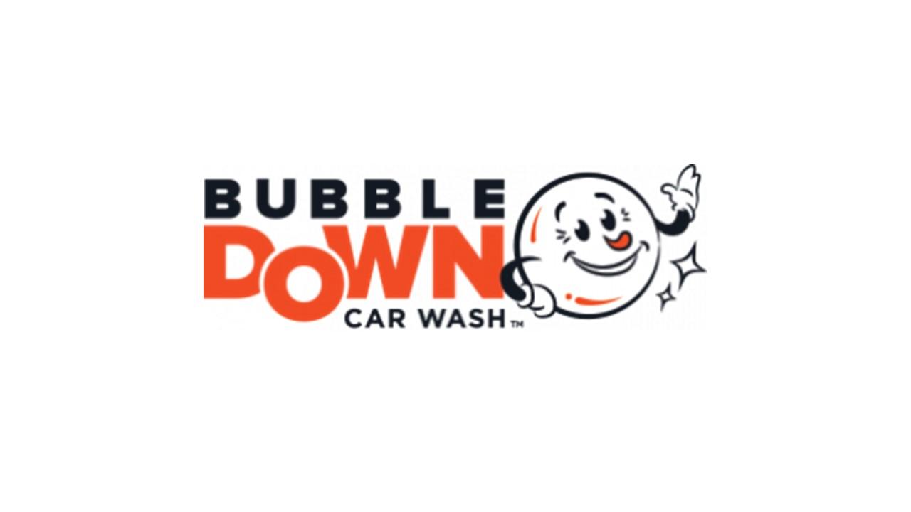 Bubble Down Car Wash