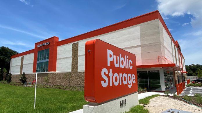 PUBLIC STORAGE – NEW PORT RICHEY, FL