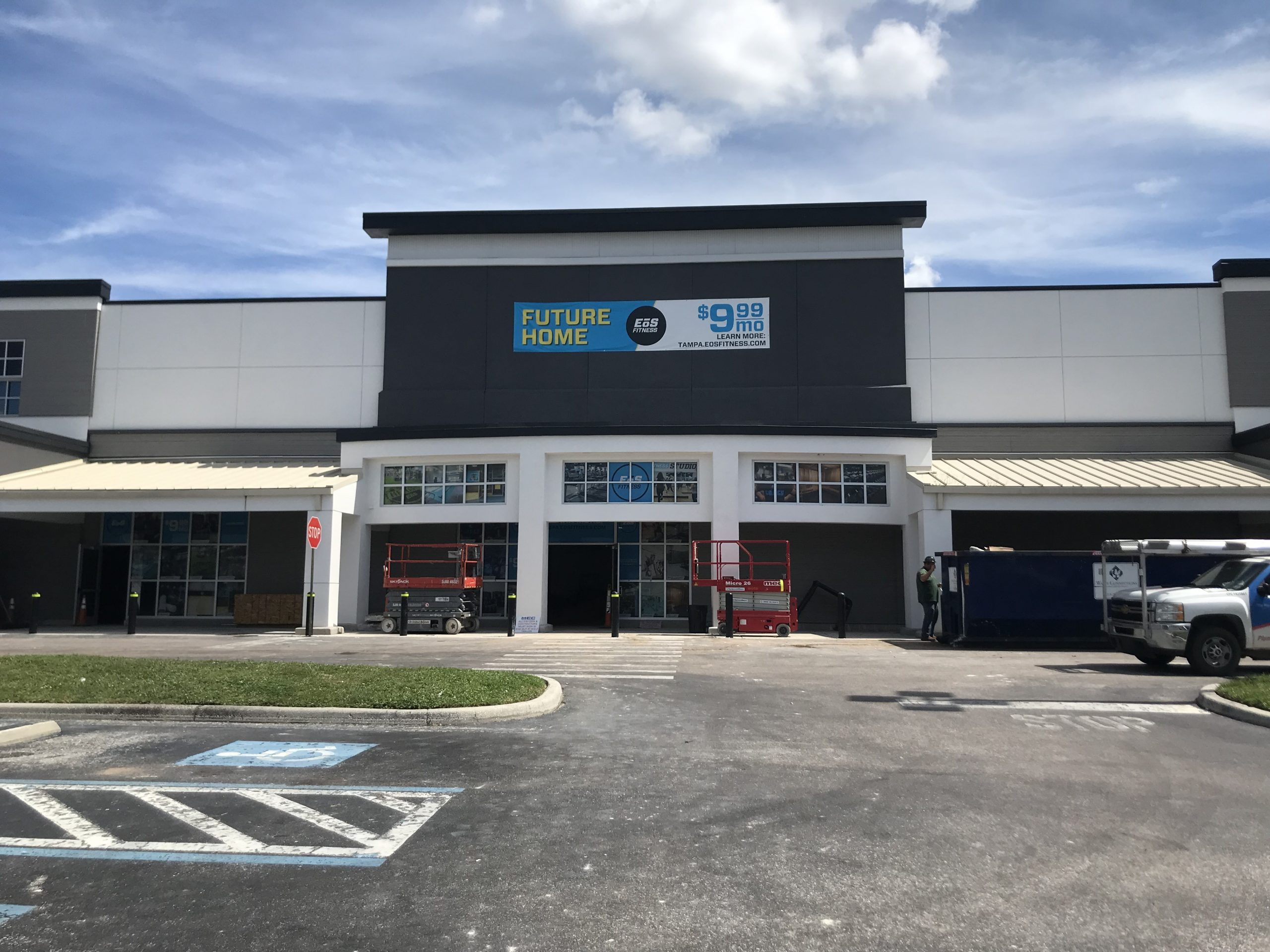 EOS FITNESS – DALE MABRY, TAMPA, FL